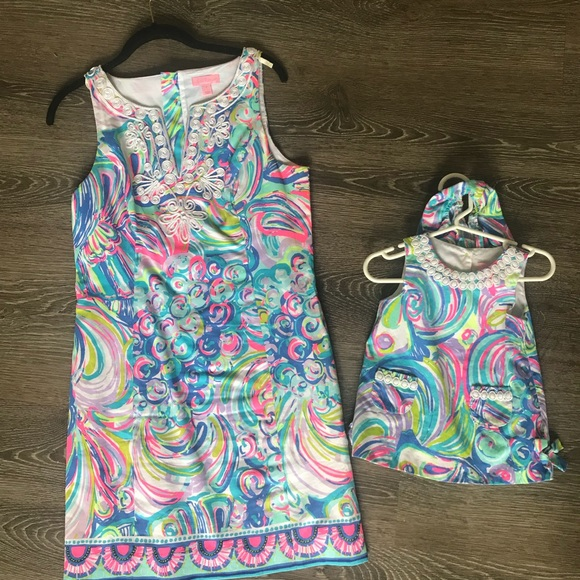 bd27c753bc86b2 Lilly Pulitzer Dresses & Skirts - Lilly Pulitzer Mommy and Me Dresses only  $125!